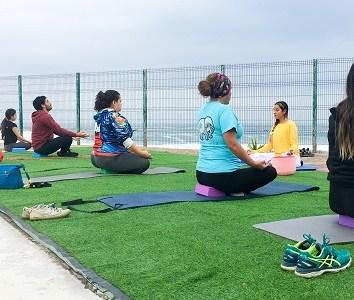 CORMUDEPI mantiene vigentes 40 talleres presenciales y online para fomentar actividad física en fase de transición