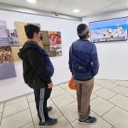 """La Expo """"Huantajaya y la minería de la plata"""" permanecerá abierta hasta este sábado en el Mall Zofri"""