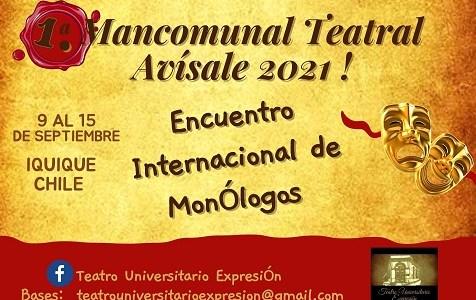 Teatro Universitario Expresión prepara Primera Mancomunal Teatral, resignificando ese concepto