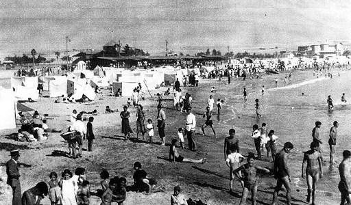 """Acampar en la costa, una larga tradición changa: Primer artículo de la serie """"Raíces de Iquique"""" (Ikiki)"""