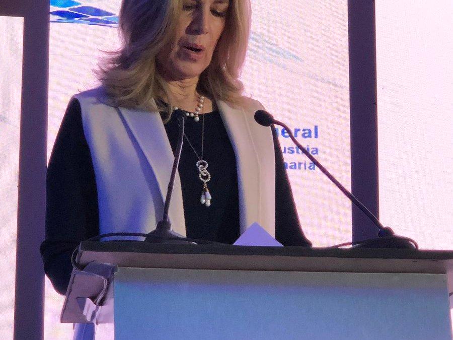 Laura Arrieta es la nueva presidenta de INFARVET