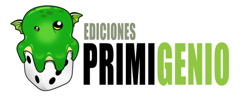 Logo Primigenio Borde Blanco