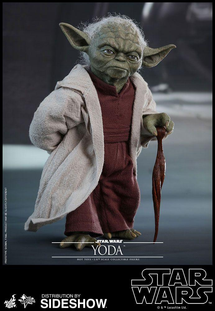 Who Played Yoda Star Wars