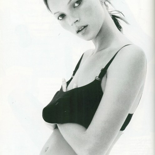 Kate Moss, Calvin Klein 1993