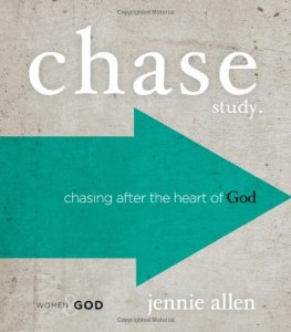 The CHASE: Chasing After the Heart of God, Week 4