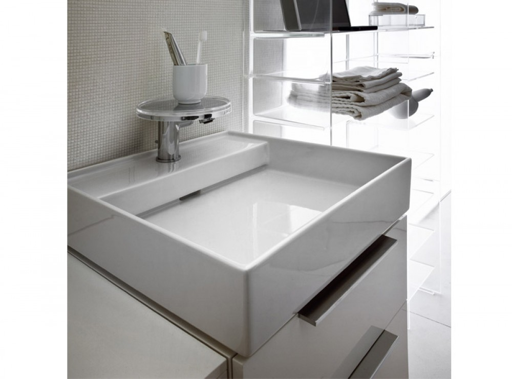 kartell by laufen countertop basins white on top sink 8 1533 1 000