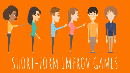 Improv-ing Agile Teams - Course Info - Short-form Improv Games