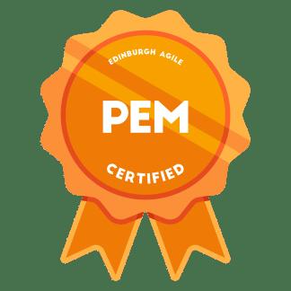 Presentation Excellence Masterclass Badge