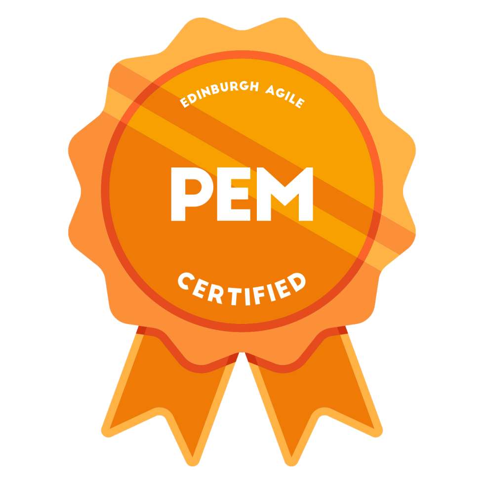 Presentation Excellence Masterclass Badge