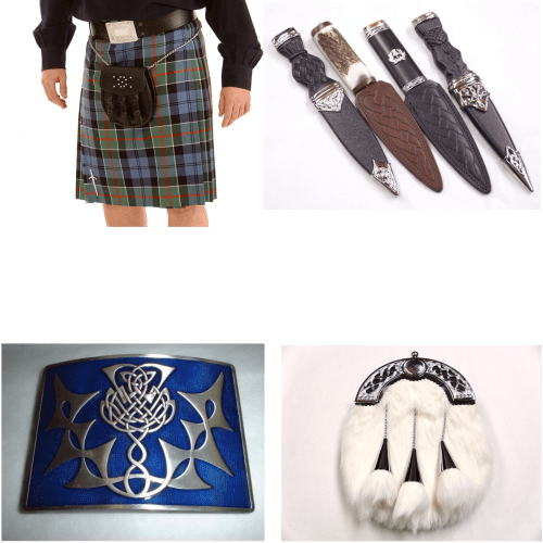 Kilts and Accessories