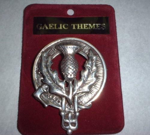 Clan Crest Cap Badges Other