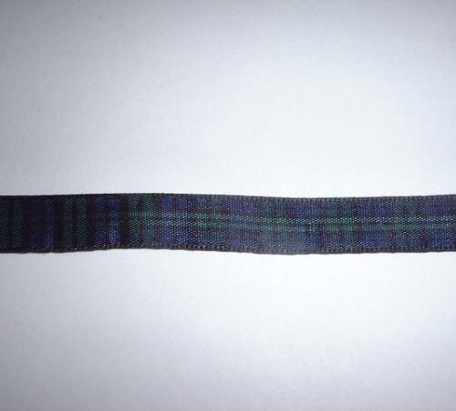 Tartan Ribbon 10mm Width