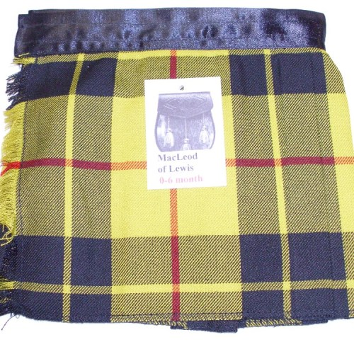 Wee Child Kilts 0-6 Months