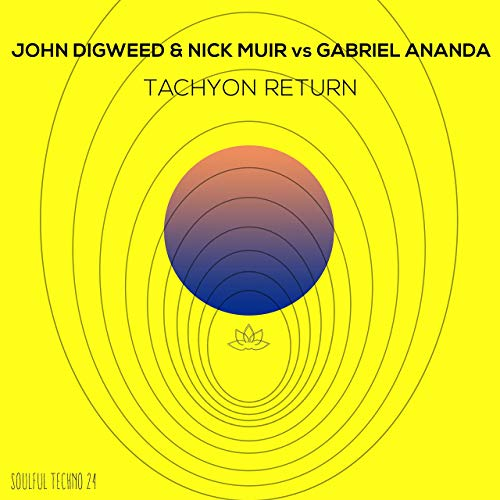 Cover artwork for Tachyon Return, by John Digweed