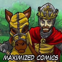 Maximized Comics