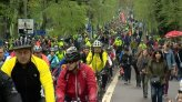 Edinburgh doesn't exactly have a shortage of people on bikes