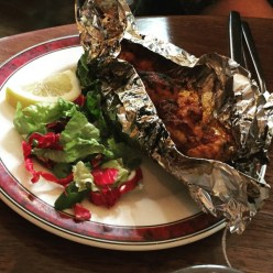 Chilli king prawns - Mother India