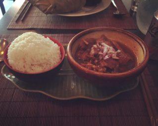 Braised pork in caramel sauce - Vietnam House