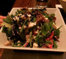 Lamb Salad - Rollo