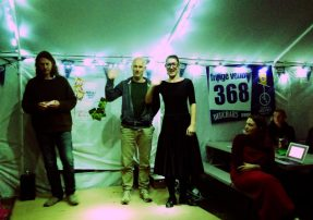 Operation Perfect Teaset Performing at our Fringe Venue 368