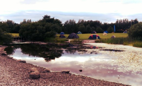 Lakeside Bring Your own Tent Camping