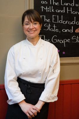 Annette Sprague of Redwood