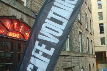 Cabaret Voltair Edinburgh Fringe Venue