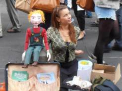 Puppetry at Edinburgh Fringe