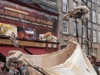 Monsters at the Edinburgh Fringe