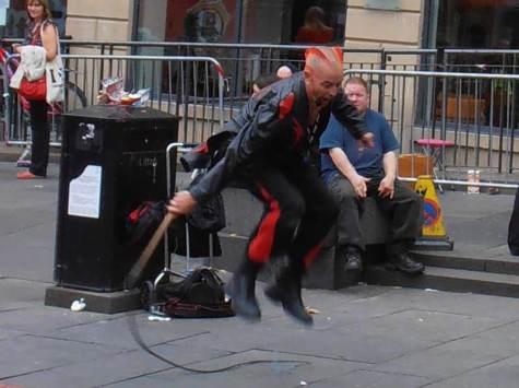 Whips at the Edinburgh Fringe
