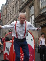 National Front at the Edinburgh Fringe