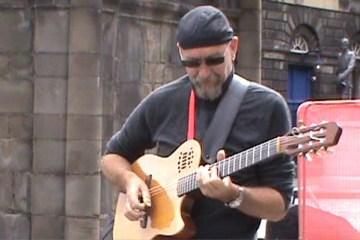 Peter Pik at The Edinburgh Fringe