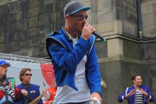 Edinburgh Fringe by Val Saville and Derek Howden 33