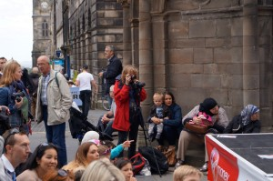 Edinburgh Fringe by Val Saville and Derek Howden 58