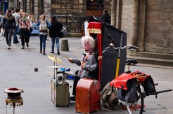 Edinburgh Fringe music and Entertainment