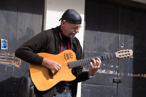 Peter Pik Playing at Edinburgh Fringe 2016