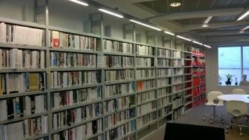 Edinburgh College of Art Library
