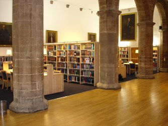 The Laigh Hall - Advocates Library
