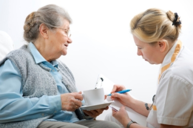 MP's assisting elderly