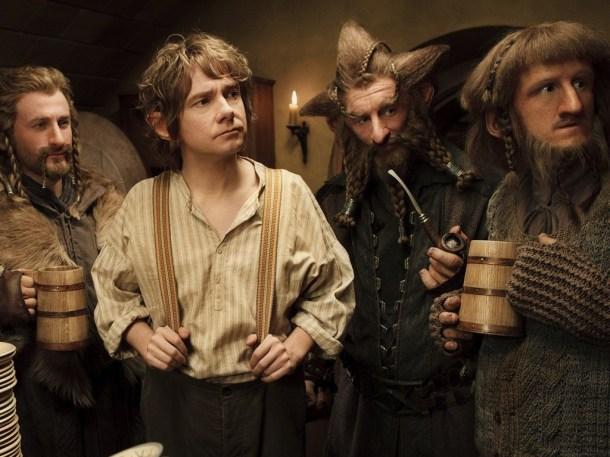 The Hobbit hits theatres