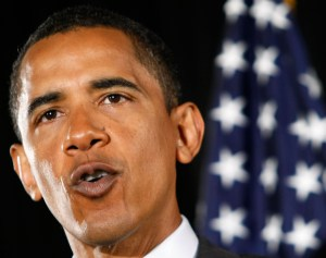Obama's campaign will run advertisements for half an hour on three major networks
