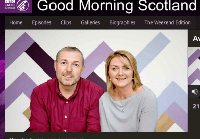 Sam Piacentini interviewed on BBC Radio Scotland, 21st August 2019