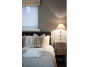 The Parkgate Residence in Edinburgh's Old Town - double bedroom
