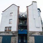 The Malt Kiln Apartment (formerly named McDonald Residence) - Gable end.