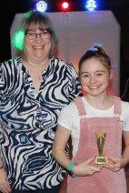 12&under Star Award - Lucy