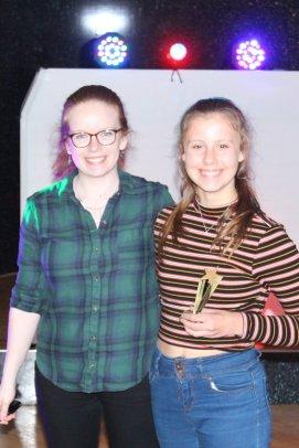13-15 Star Award - Natalia