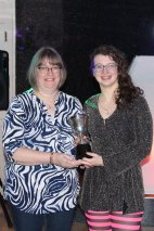 Champion of the Year - Niamh