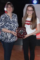 Samantha Richie Achievement Shield - Baylee