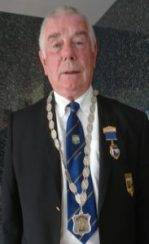 President Lawrence Healy