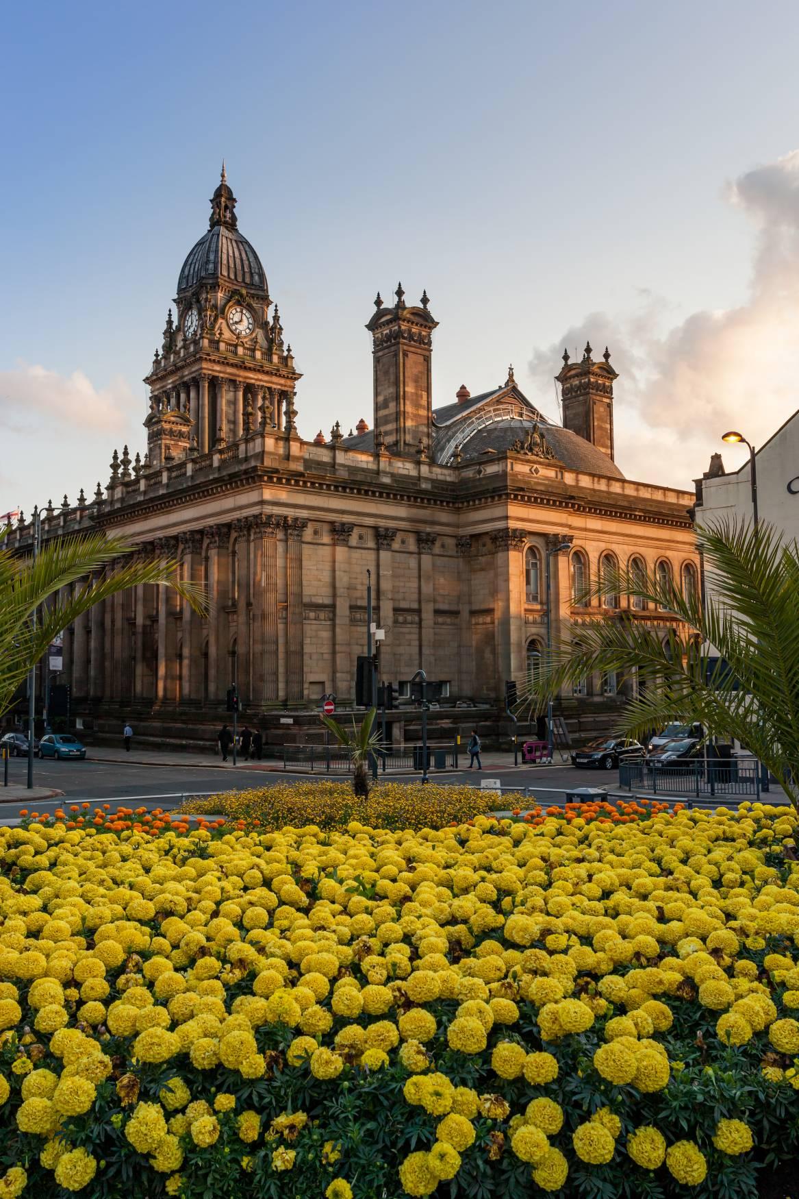 Canva Town Hall Leeds